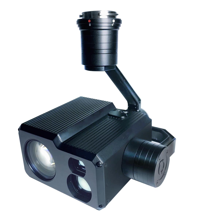30倍激光测距跟踪云台相机