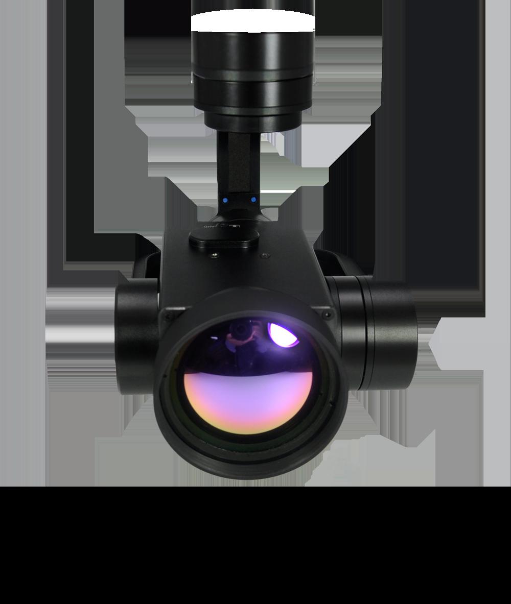 50mm 单热像 云台相机(ZIR50T)