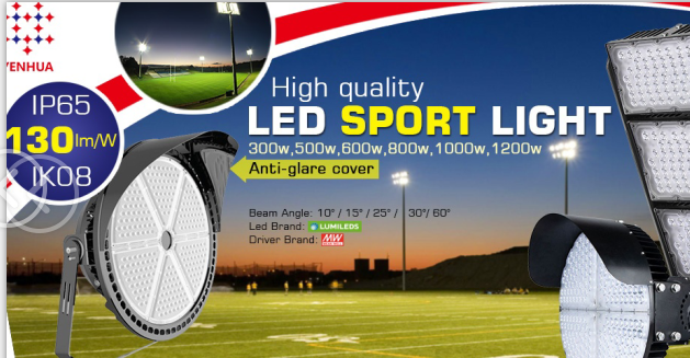 LED Stadium & Sports Lighting