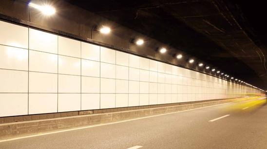 The advantages of tunnel lights, how much do you know?