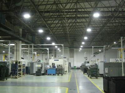 Yenhua LED high bay light went to the German warehouse