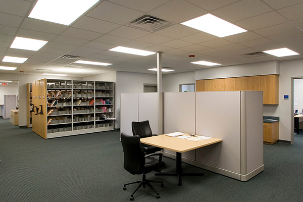 How many LED panel lights do you need?