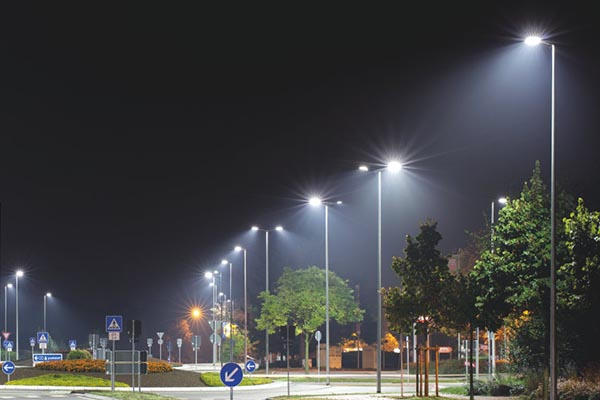 Yenhua's LED Street Light