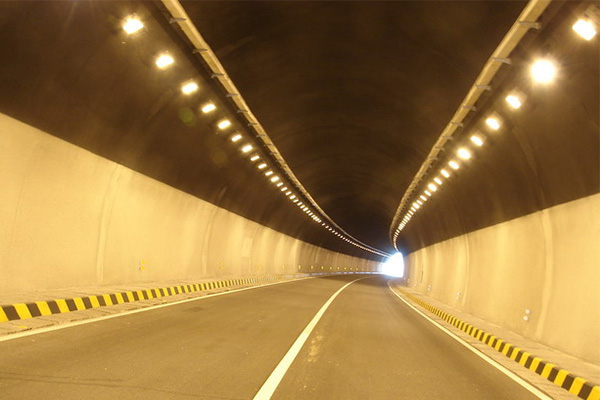 Advantages of LED tunnel lighting