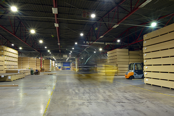 Why use industrial LED lamps?