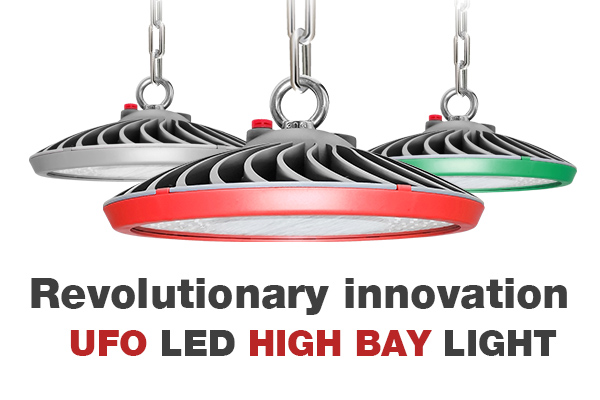 New UFO LED high bay light has been put on the market