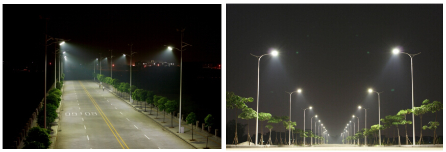 This 150 Watt LED Street Light is perfect for illuminating any street or parking area with bright, energy efficient light.