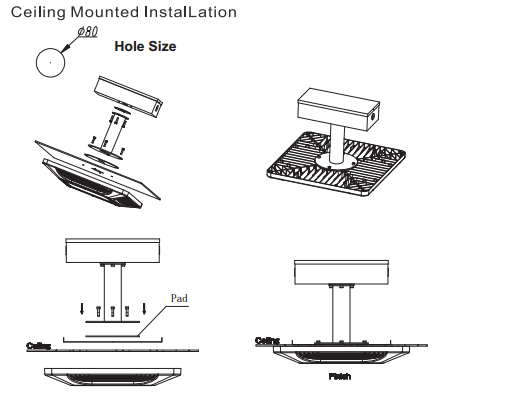 LED Canopy Light Ceiling mounted installation.png