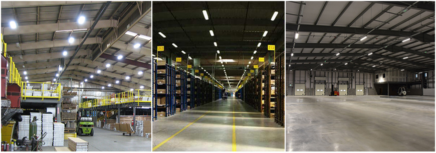 Widely installed in garages, workshops, workbench areas, storage areas, warehouses, basements, equipment rooms, etc.