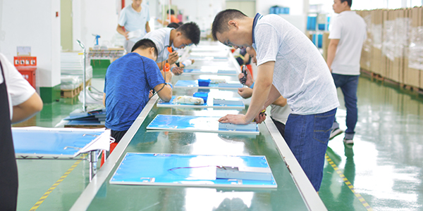 Panel light manufacturer