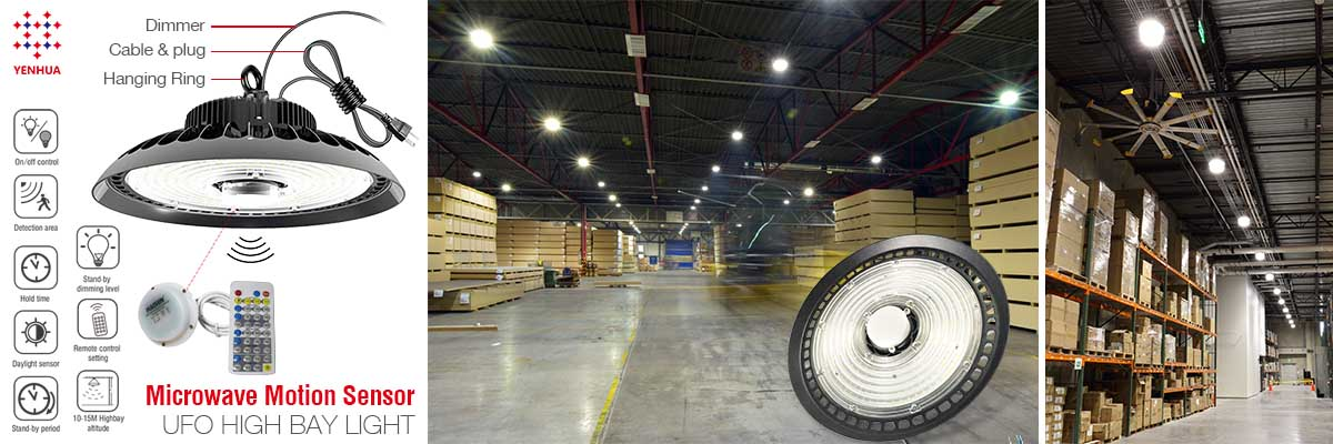 UFO LED High Bay light manufacturer