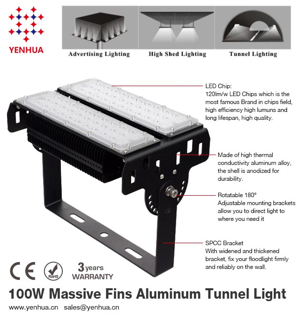 LED Tunnel light manufacturer
