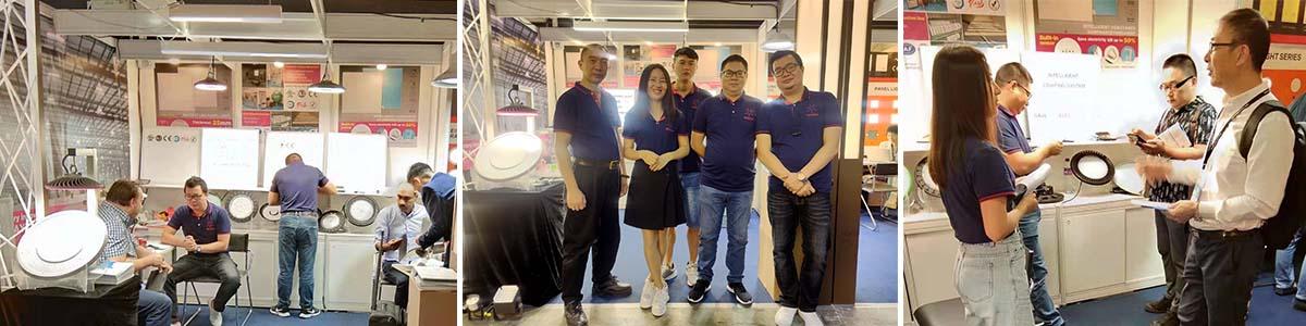 Hongkong lighting fair 2019-01