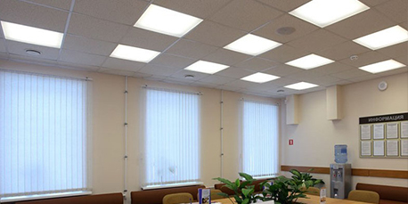 Yenhua Lighting take good care of details of LED panel light