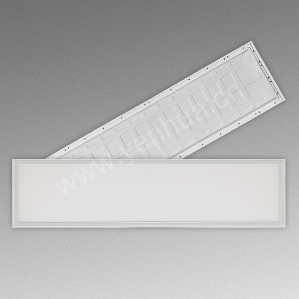 Ultra-thin 25mm Backlit LED Panel Light 300x1200mm