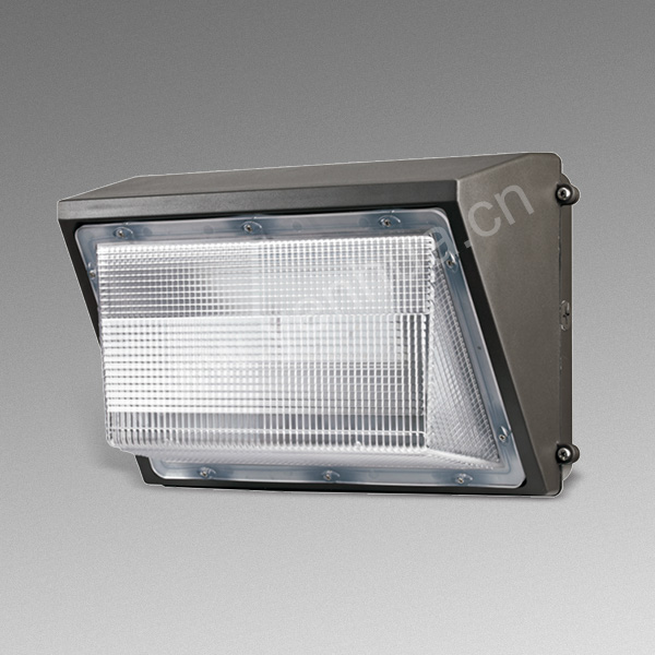 DLC Listed 60W Led WallPack Light IP65 for outdoor