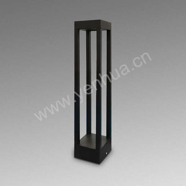 Aluminum Material outdoor waterproof LED Bollard Light 9W 11W