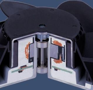 防水风扇结构介绍