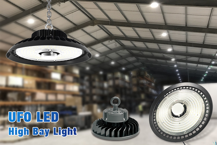 Why the UFO LED high-bay light does not light up?