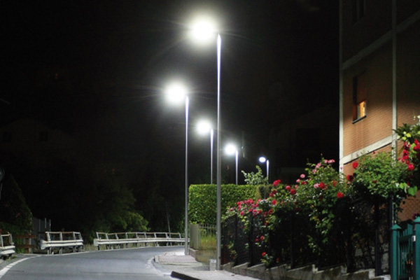 Does LED street light have an impact on health and the environment?
