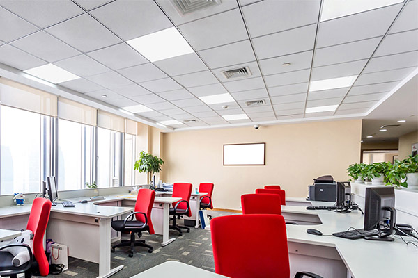 The main performance and features of LED panel lights are as follows