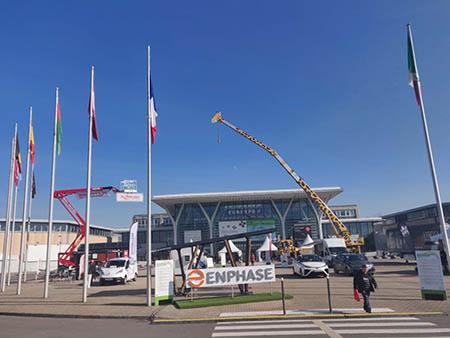 Lumibat/Inlight Expo Lyon