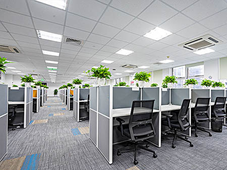 What are the advantages of backlit led panel lights?