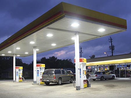 Why do some motorists choose to stop at your gas station?