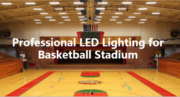 LED lighting for Basketball stadium.png