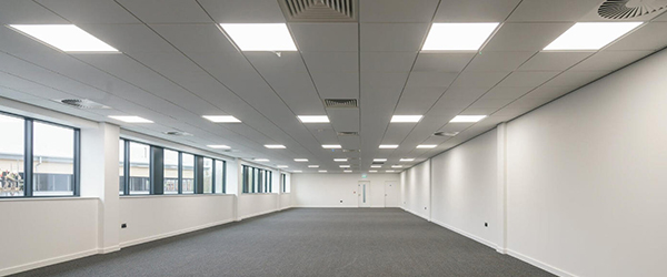 led panel lighting project
