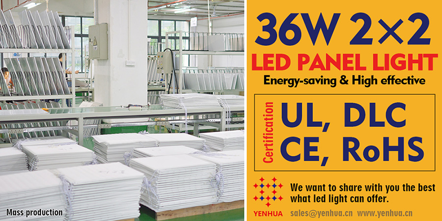 LED panel light manufacturer