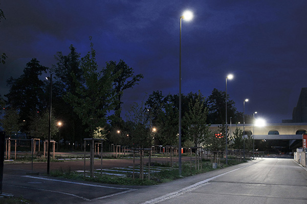 led street light outdoor lighting