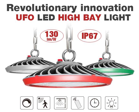 IP67 UFO LED High Bay light manufacturer
