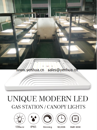 LED canopy light manufacturer