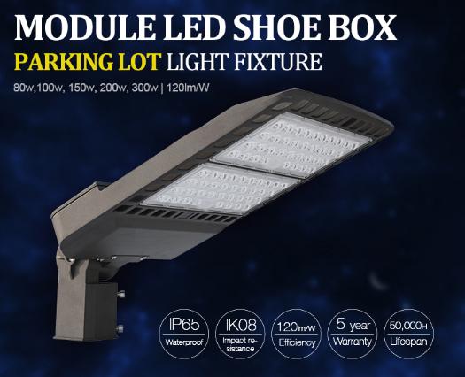 led shoebox lighting
