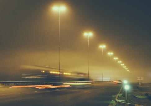 energy-saving LED street lights