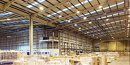 IP65 High bay for warehouse lighting
