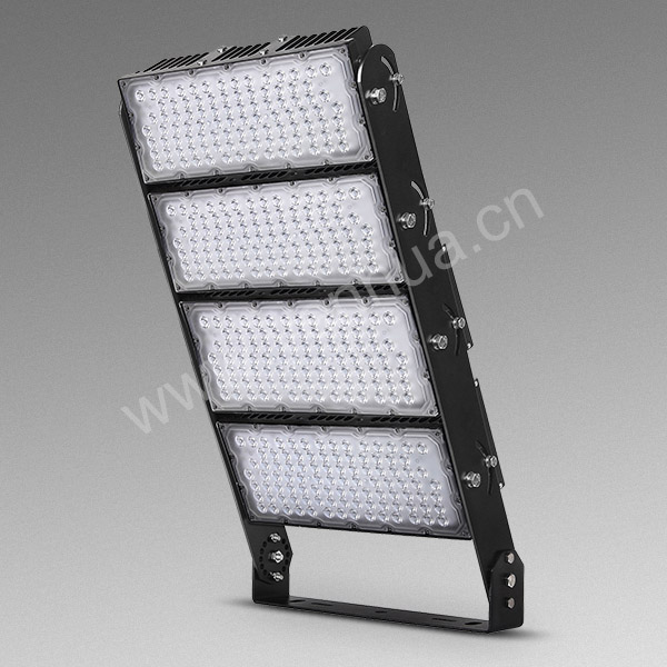 1200w High quality IP65 waterproof lighting outdoor area high mast pole mounted sport field lighting