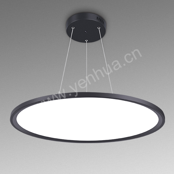 60W Ultra-thin Round LED Panel Light