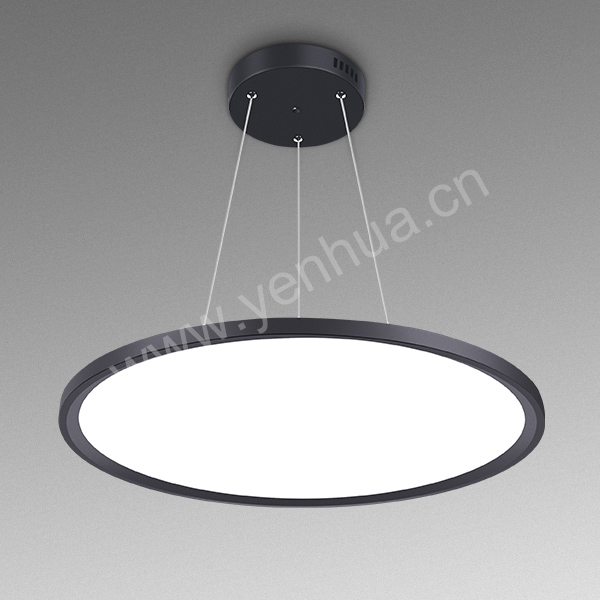 30W Ultra-thin Round LED Panel Light