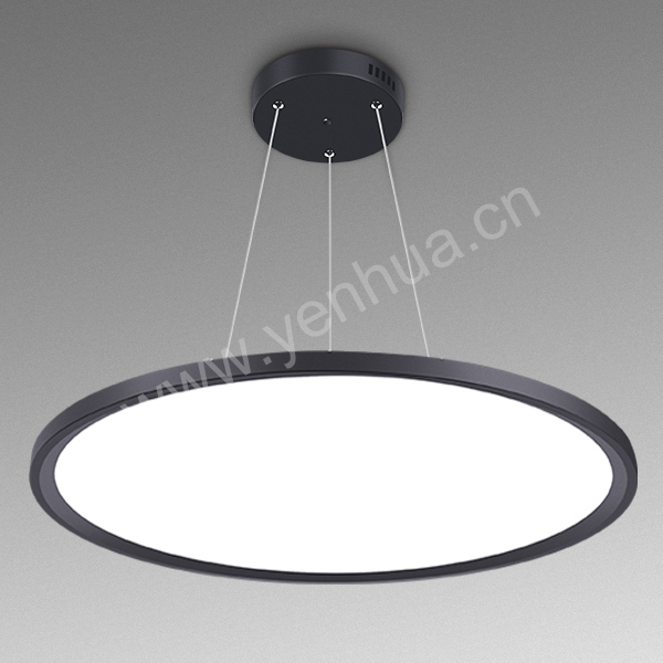 80W Ultra-thin Round LED Panel Light