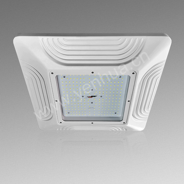 UL DLC listed 150W IP65 Waterproof High Lumen Outdoor Led Canopy Light