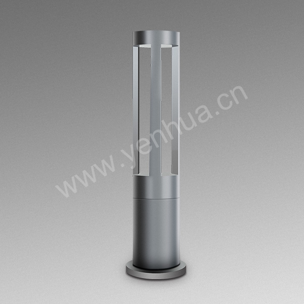 9W 11W Outdoor Path Garden Post Light Decorative LED Bollard Light Landscape Led Lawn Light