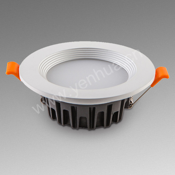 24w CCT Temperature Adjustable Downlights Dimmable Smart LED Downlight